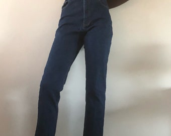 80s/90s high waisted classic mum jeans