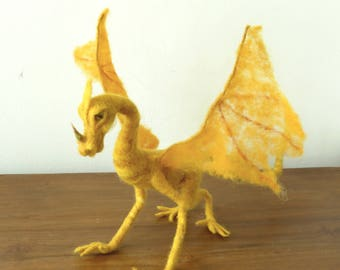 Dragon - Needle felted dragon