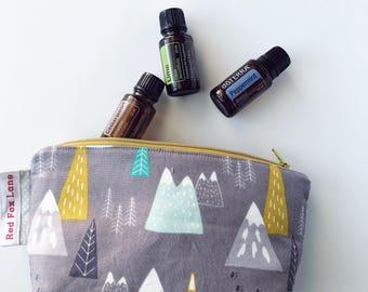 Mod Mountain Essential Oil Bag