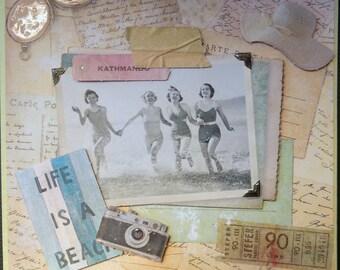 "card series ""globe-trotters"" n5"