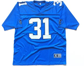 90s STARTER NC North Carolina Tarheels throwback nfl football jersey size 52 XL #31
