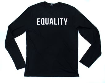 Long sleeve fitted crew-black-bold-equality
