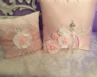 Quinceniera pillows set