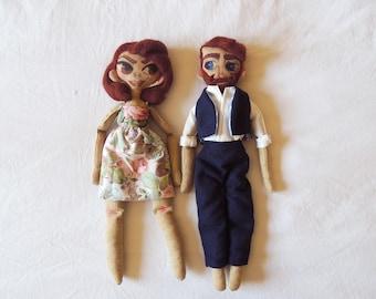 Vivienne & George / by Lilasoul Boutique