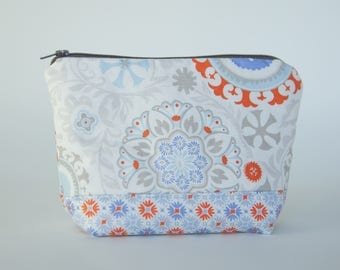 Padded Zippered  Pouch