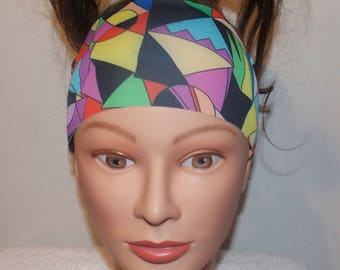 Yoga-Running-Fitness-Fashion-Workout Headbands- 4 Headbands for 12- use coupon code- 4for12- OR -7 Headbands for 20- use coupon code- 7for20