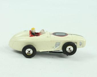 Vintage 60s AURORA HO Slot Car Indy Racer 1960s NO 1