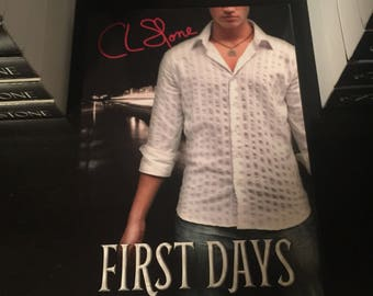 First Days Collectors Edition signed
