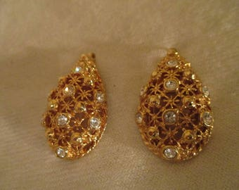 Barrera for Avon rhinestone shoe clips