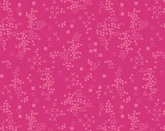 Tallinn by Jessica Swift of Art Gallery fabrics, Sofia Sunrise cotton fabric