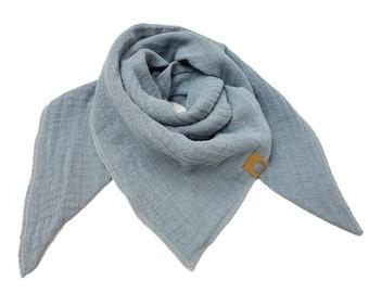 Muslin, cloth, burp cloth, scarf, scarf