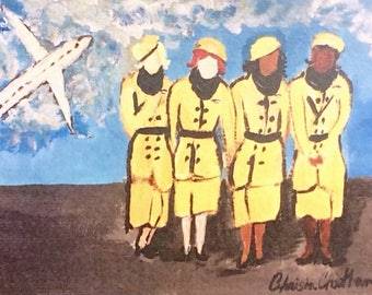 Stewardess I