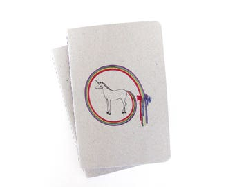 Unicorn Series Notebook 4