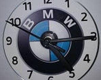 BMW CD Wall Clock