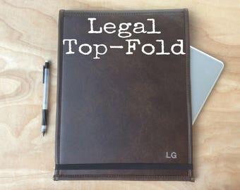 Legal Pad Portfolio Padfolio