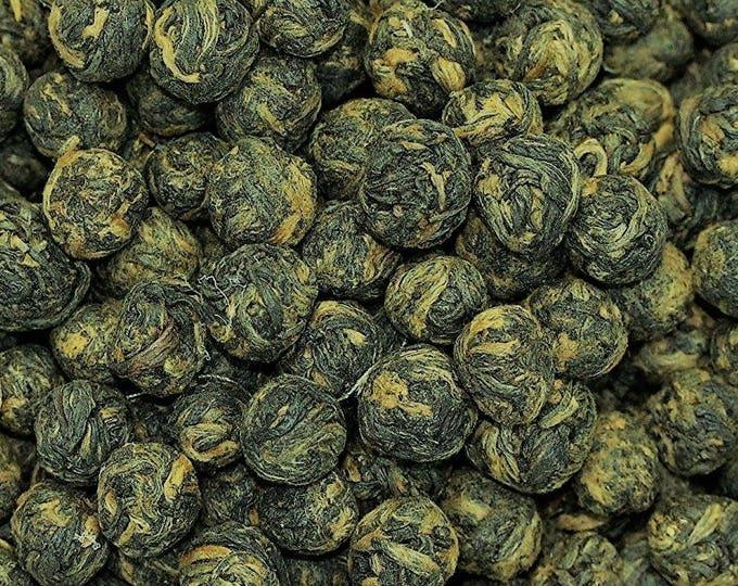 Dragon Pearls Black Tea