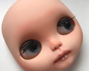 BLYTHE DOLL Custom Faceplate by Jacqui Blythe, Blythe Dolls