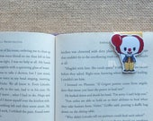 Magnetic Bookmarks • Demon Clown