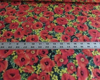 Wizard of Oz - Follow Yellow Brick - cotton fabric by the yard