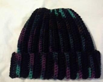 Messy Bun (Ponytail) hat