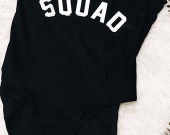 Squad Swimsuit | Squad Swim | Bachelorette Party Swimsuit