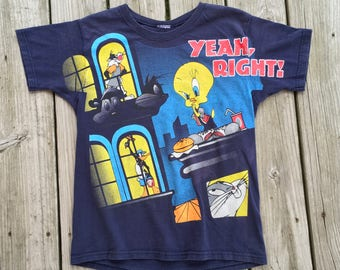 Vtg T-shirt Looney Tunes