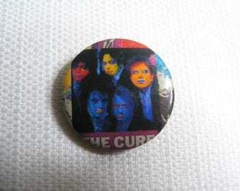 Vintage 80s - The Cure - In Between Days Single - Pin / Button / Badge
