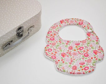 An ideal gift for a baby girl bib.
