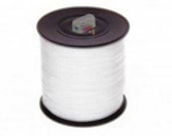 Thread polyester 1.5 mm - white