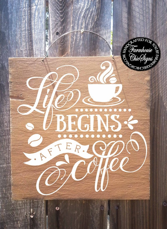 coffee sign, coffee decoration, coffee bar decor, coffee gift, coffee lover, funny coffee gift, funny coffee sign, coffee wall art