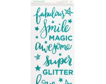 Shimelle glitter girl 6x12 thickers