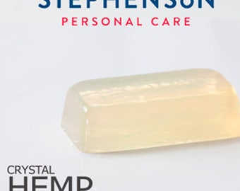 Stephenson 2 LB Hemp Melt and Pour Soap Base