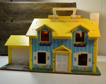 Fisher Price Play Family House
