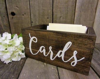 Wedding card box, rustic card box, Card Box, wood card holder, rustic card holder, wedding card sign, card box, card holder, card sign, card