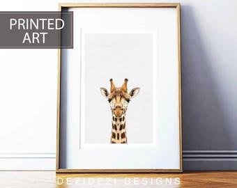Giraffe Print,buy art prints, buy prints,  wall canvas art, buy prints online, art prints, artist prints,  canvas art, large art prints