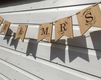 Bunting extra peices