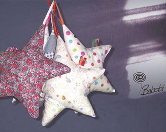 Star fabric, colors, choose your size