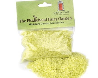 Fairy Garden  - Fairy Glass - Glow in The Dark - Miniature