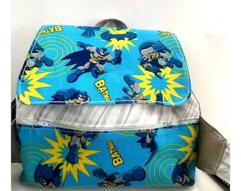 Child's Backpack, Batman
