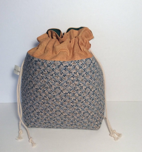 On Sale! Drawstring Project Bag