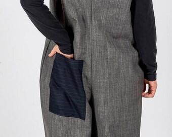 Suit MoD. Liquirizai/Grey