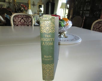 THE MIGIHTY ATOM Book