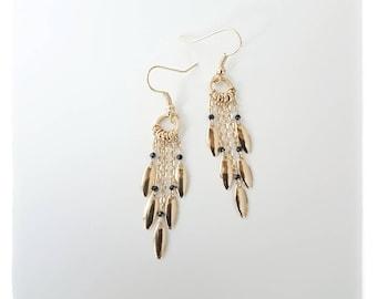 """""""Hadès"""" earrings"""