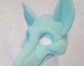 Wolfy Fursuit Head Base