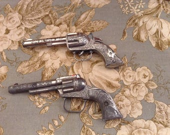 Vintage Toy Pistol choice of 2