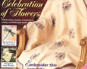 Inspirations No. 29 2001 - PDF ebook - Embroidery ebook - instant download Digital book/magazine - PDF file