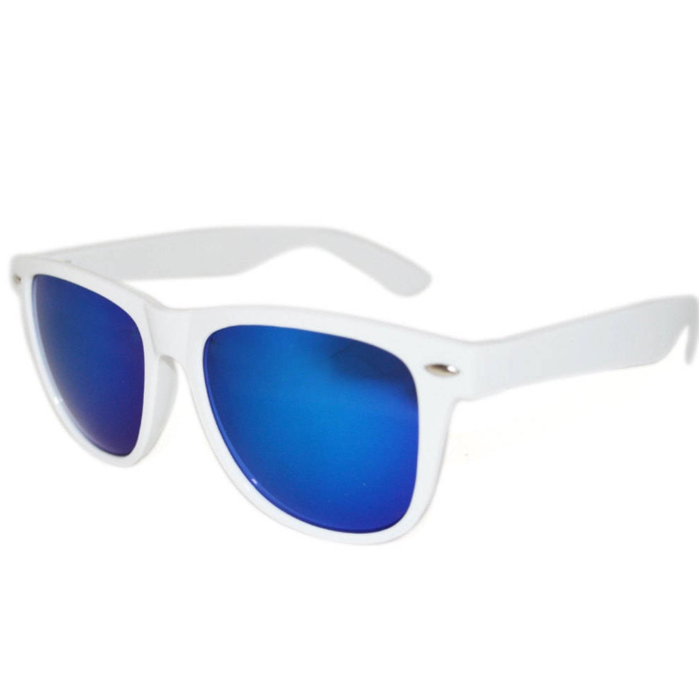 Cool Cheap Sunglasses Mirrored Wedding Reflective Lens Party Beach