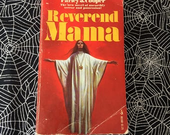 REVEREND MAMA (Rare Paperback Novel by Parley J. cooper)