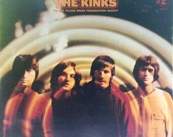 The Kinks - The Kinks Are The Village Green Preservation Society (Original Vinyl LP)