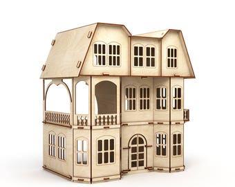 """Dollhouse """"Mansion II"""""""